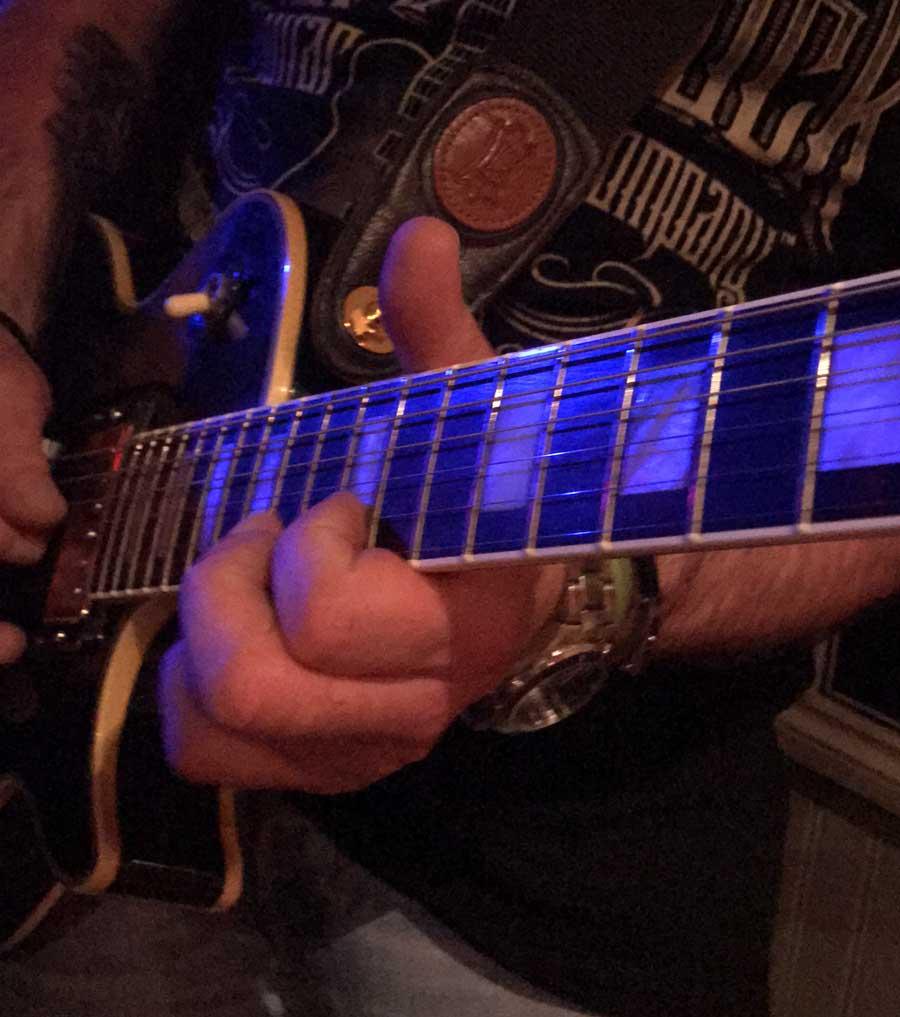 Tel's Guitar